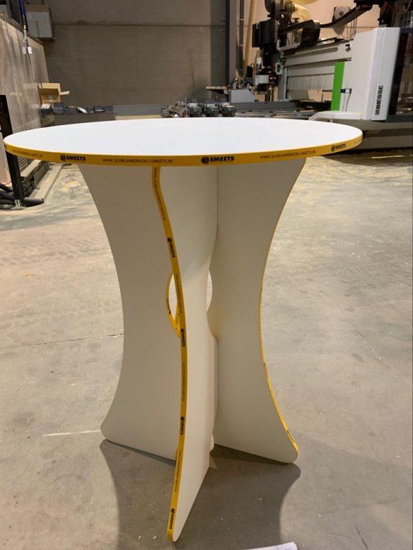 tafel gele band 3