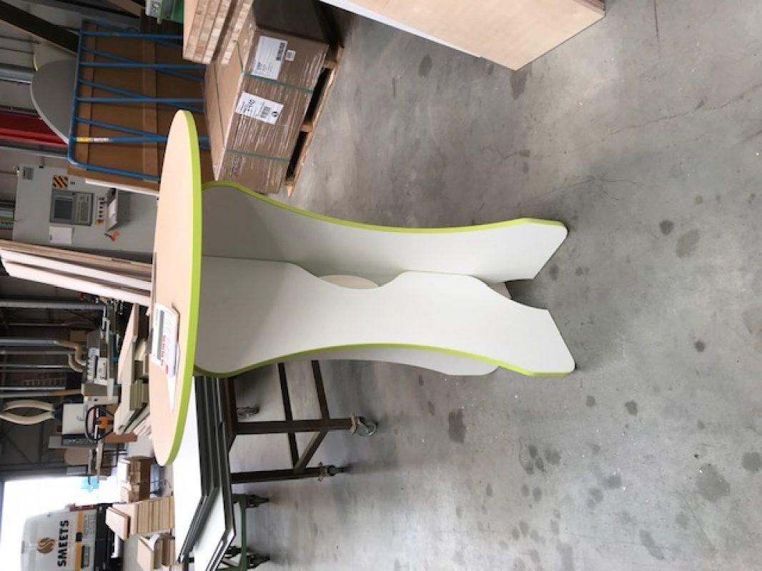 tafel groene band